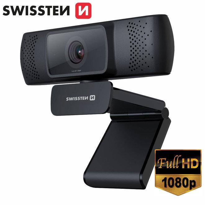 Swissten  Full-HD Webcam