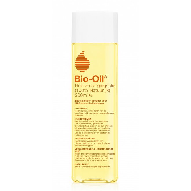 Bio-oil Huidverzorgingsolie 100% Natuurlijk - Gemaakt van 100% natuurlijke ingrediënten met natuurlijke oorsprong