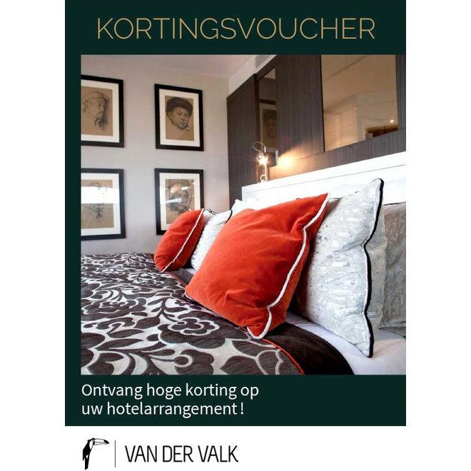 Van der Valk Hotelkussens met Kortingsvoucher