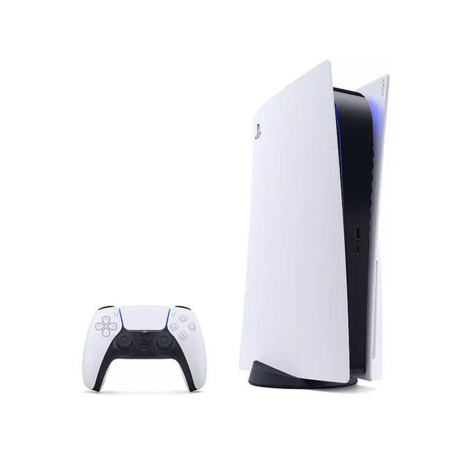 Sony PlayStation®5 Disc Edition - 825GB SSD   Gegarandeerde levering   2 jaar garantie   SEALED!