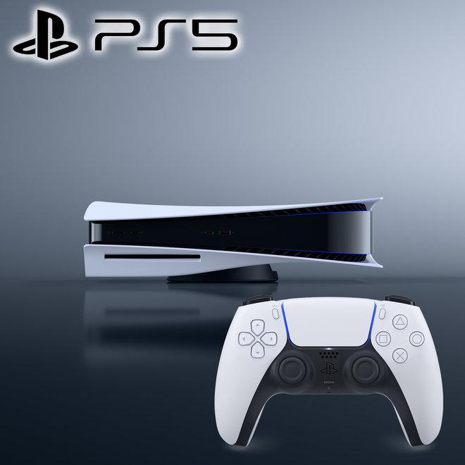 Sony PlayStation®5 Disc Edition - 825GB SSD