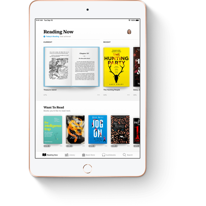 Apple iPad Mini 5 256 GB Wifi Goud