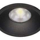 Berla Lighting Inbouwarmatuur Rond Zwart  BR0002B-GU10 fitting