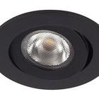 Berla Lighting Inbouwspot BR0042B 2700K 3W Zwart