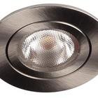 Berla Lighting Inbouwspot BR0041N 2700K 2,2W Nikkel