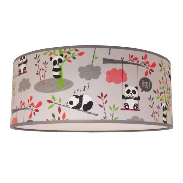 Juul Design Juul Design plafonniere kinderkamer panda love