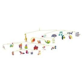 Djeco Djeco mobiel dieren carnaval des animaux