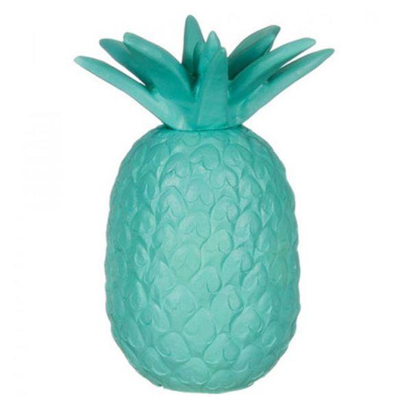 Heico figuurlampen Heico lamp ananas mint