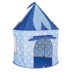 Kidsconcept Speeltent sterren blauw