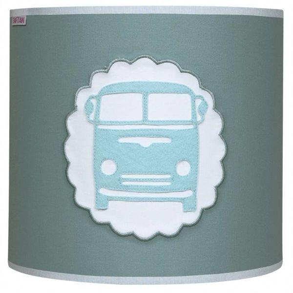 Taftan Taftan wandlamp auto bestelbusje grijs groen