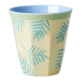 rice Denmark Rice melamine beker Palm Leaves