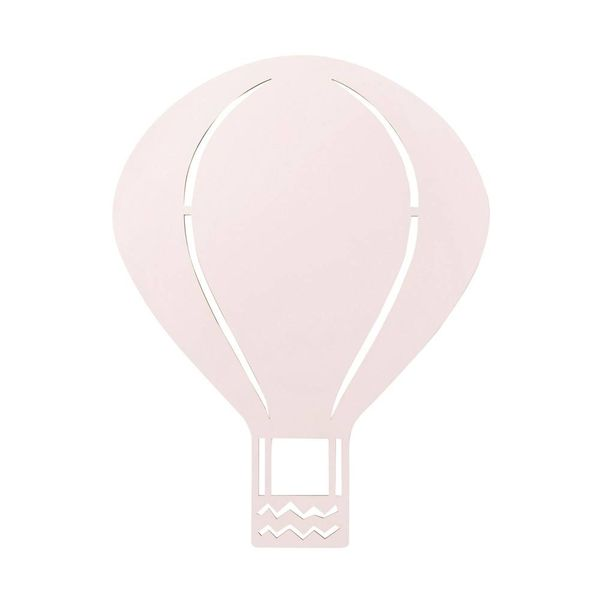Ferm Living Kids Ferm Living wandlamp kinderkamer ballon roze