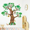 Decowall muursticker  kinderkamer boom Giant Tree