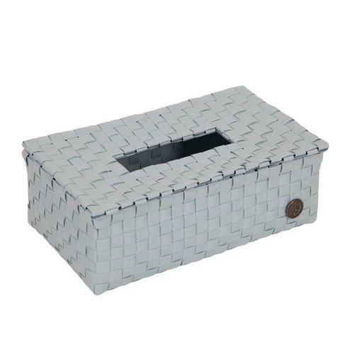 Handed By tissue box Luzzi powder blue