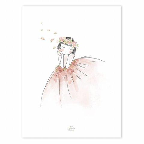 Lilipinso poster meisje Reveries