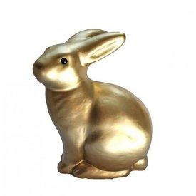 Heico figuurlampen Figuurlamp klein konijntje goud