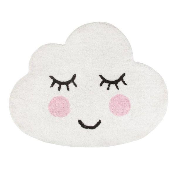 Sass & Belle Sass & Belle vloerkleedje wolk mini