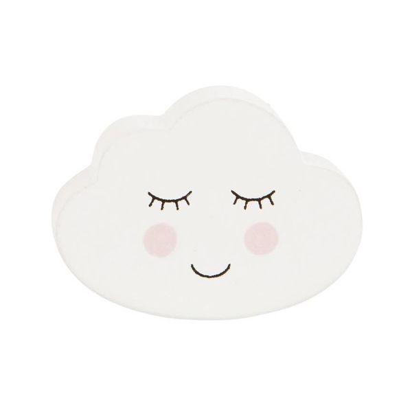 Sass & Belle Sass & Belle deurknopje wolk Smiling Cloud