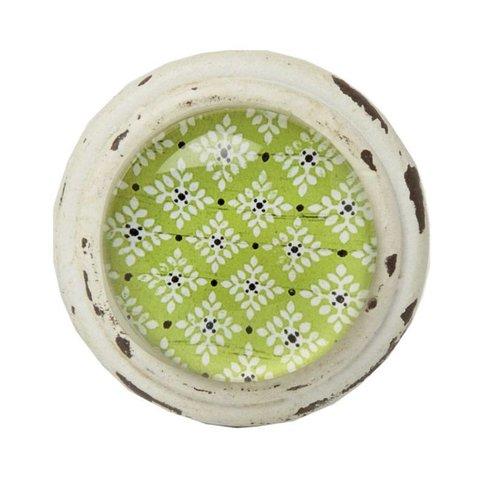 Deurknop Marokko groen