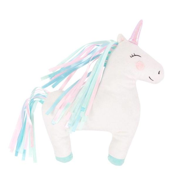 Sass & Belle Sass & Belle kussen eenhoorn Rainbow Unicorn