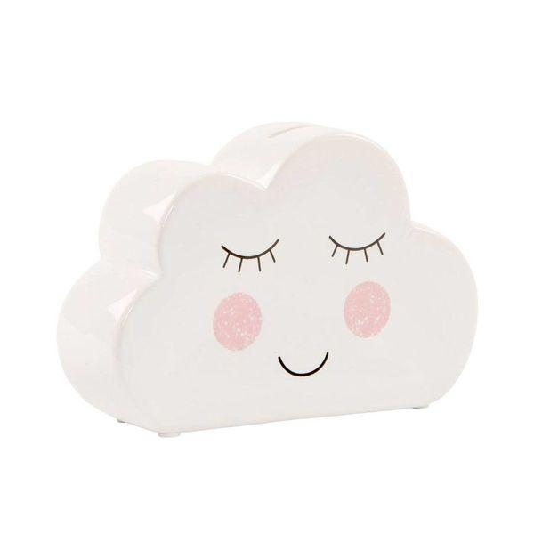 Sass & Belle Sass & Belle spaarpot wolk Smiling Cloud