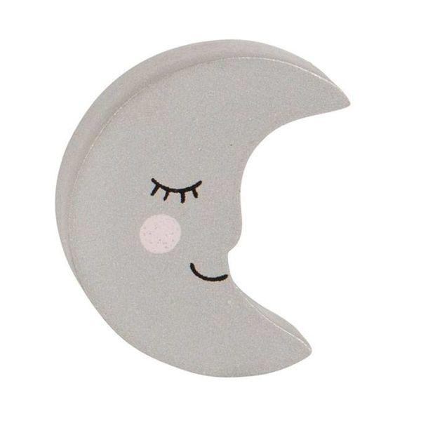 Sass & Belle Sass & Belle deurknopje maan Smiling Moon