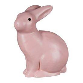 Heico figuurlampen Figuurlamp klein konijntje vintage roze