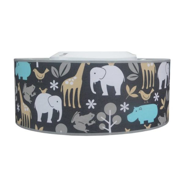 Juul Design Juul Design plafonniere kinderkamer Dark Jungle