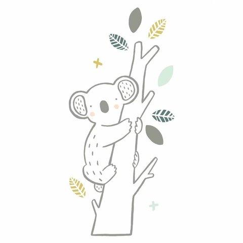Lilipinso muursticker koala beer