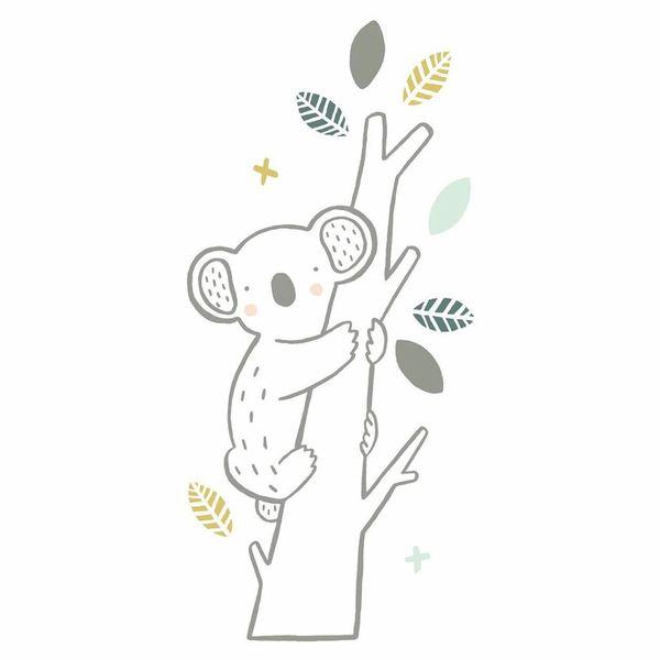 Lilipinso Lilipinso muursticker kinderkamer koala beer