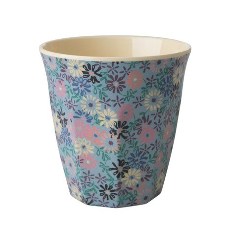 Rice melamine beker bloemen Small Flowers