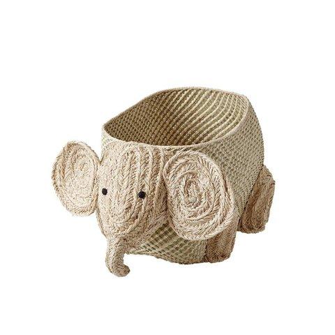 Rice opbergmand olifant
