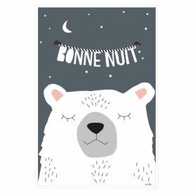 Mimi'lou Mimilou poster beer Bonne Nuit