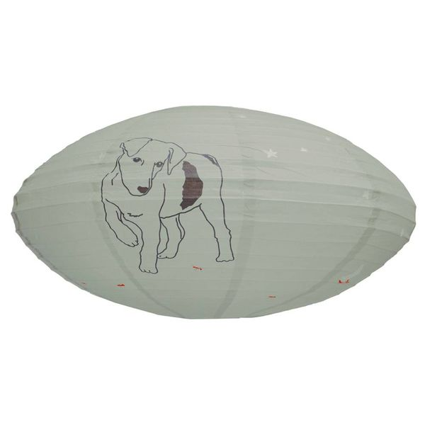 Mimi'lou Mimilou kinderlamp hond ovaal