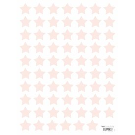 Lilipinso Lilipinso  muurstickers sterren mini  roze