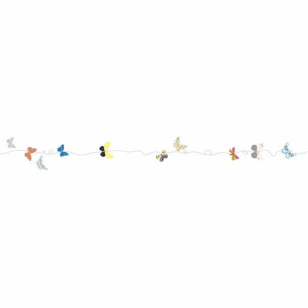 Mimi'lou Mimilou muursticker kinderkamer vlinders Frise Papillons