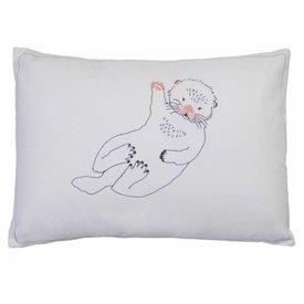 Mimi'lou Mimilou kussen otter