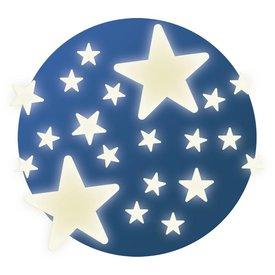 Djeco Djeco lichtgevende decoratie sterren