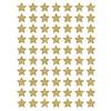 Lilipinso muurstickers kinderkamer sterren mini goud glitter