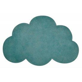 Lilipinso Lilipinso kindervloerkleed wolk jungle groen