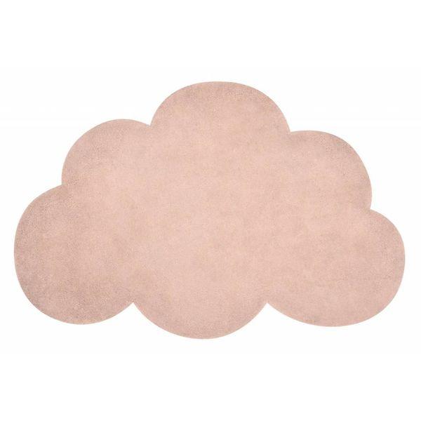 Lilipinso Lilipinso kindervloerkleed wolk Apricot