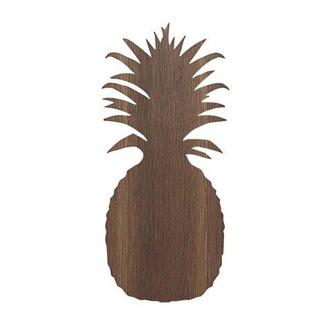 Ferm Living wandlamp kinderkamer ananas