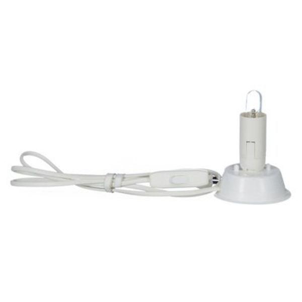 Heico figuurlampen Heico reserve fitting met kabel voor gloeilampjes