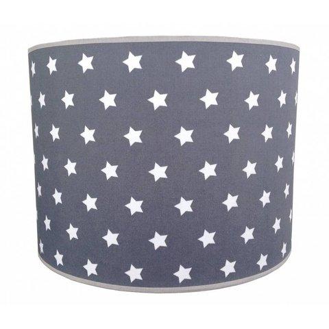 Juul Design kinderlamp sterren grijs