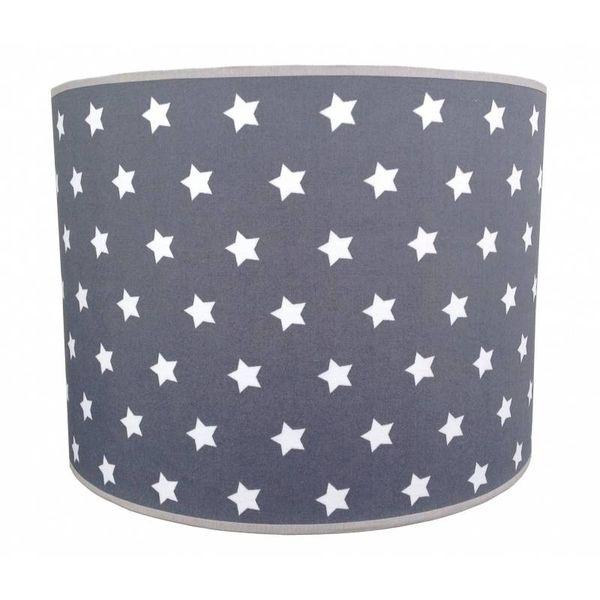 Juul Design Juul Design kinderlamp sterren grijs