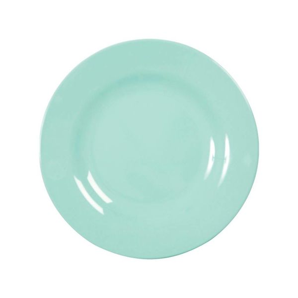 rice Denmark Rice melamine lunchbord dark mint