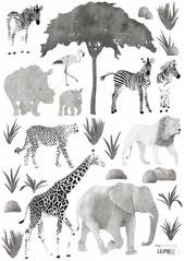 Producten getagd met giraffe