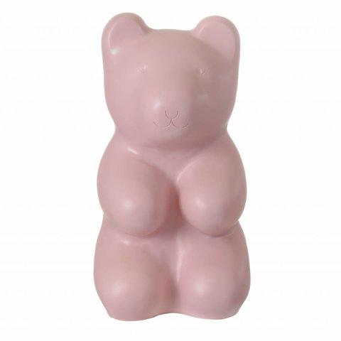Figuurlamp Gummy Bear vintage roze