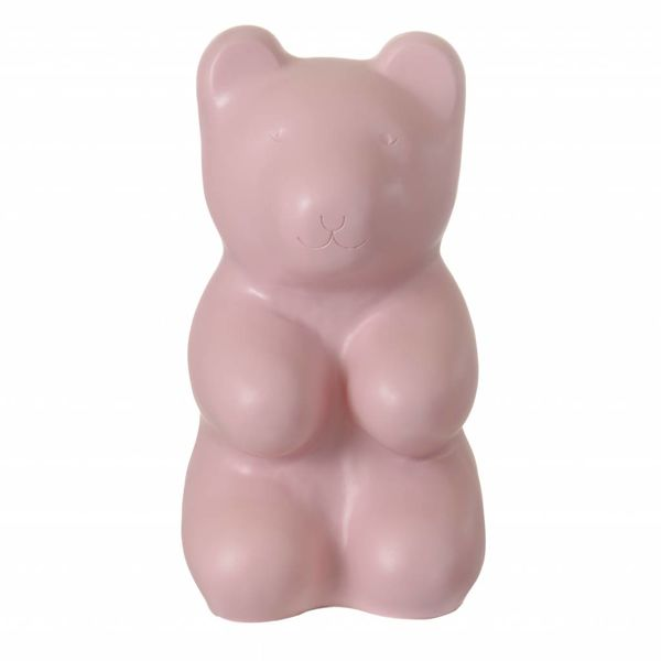 Heico figuurlampen Heico lamp Gummy Bear vintage roze
