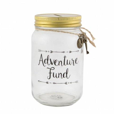 Sass & Belle spaarpot Adventure Fund